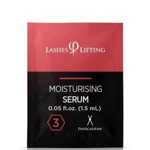 LASHES LIFTING MOISTURISING SERUM SACHETS 1,5ML 10PCS